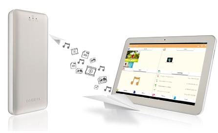 App Mobile Toshiba